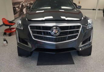 2016 Cadillac CTS VSport Clear Bra