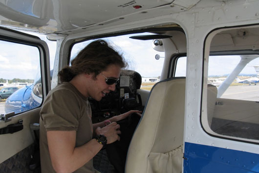 Jordan is a factory trained installer with years of experience. Before starting ClearFilm with his brother, he worked in the creative services department for the Cartoon Network. Jordan is also an aviation enthusiast.